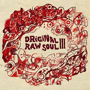 VARIOUS - Original raw Soul 3 - LP x 2