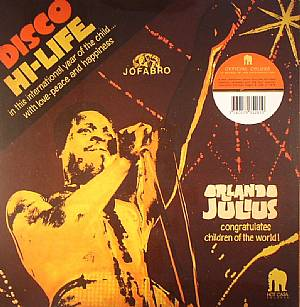 ORLANDO JULIUS - Disco Hi-life - LP