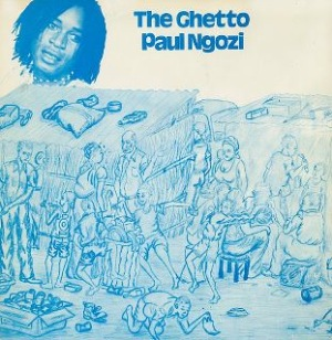 PAUL NGOZI - In the ghetto - LP