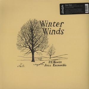 P.E HEWITT JAZZ ENSEMBLE - Winter Winds - LP