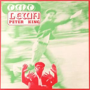 PETER KING - Omo Lewa - LP
