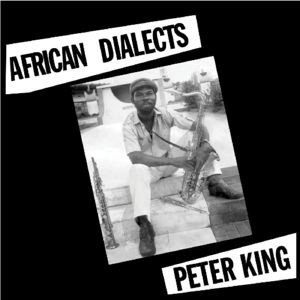 PETER KING - African Dialects - LP