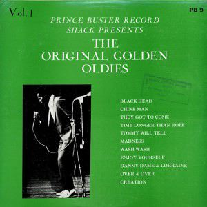 PRINCE BUSTER - Original golden oldies Vol1 - LP