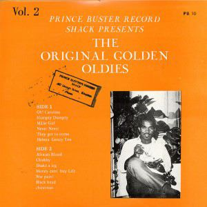 PRINCE BUSTER - Original golden oldies Vol2 - LP
