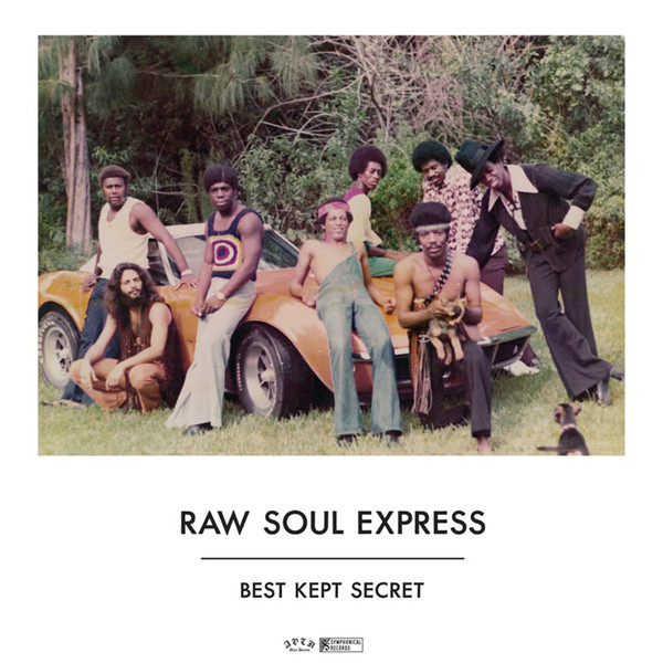 RAW SOUL EXPRESS - Best kept secret - LP