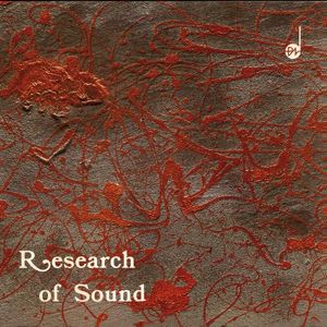 PUCCIO ROELENS - Research of sound - 33T