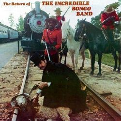 THE INCREDIBLE BONGO BAND - The Return Of The Incredible Bongo Band - 33T