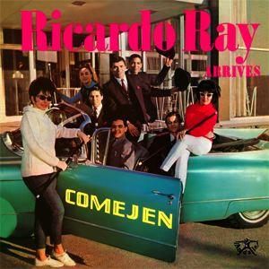 RICARDO RAY - Comejan - LP