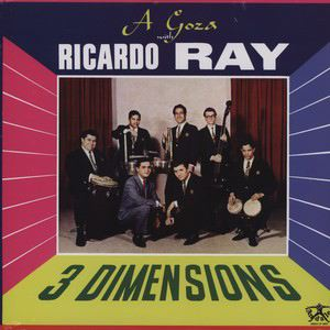 RICARDO RAY - 3 Dimensions - LP
