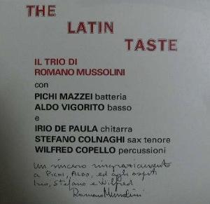 Trio Di Roberto Pregadio Ballate Con Noi N 2