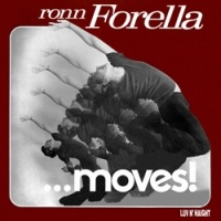 RON FORELLA - Moves! - LP
