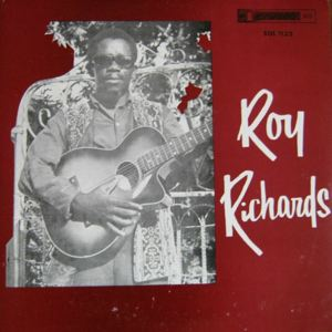 ROY RICHARDS - Same - LP