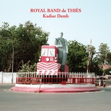 ROYAL BAND DE THIES - Kadior demb - LP x 2