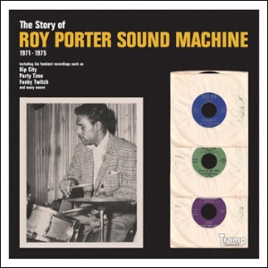 ROY PORTER - The Story of Roy Porter - LP