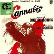SERGE GAINSBOURG - Cannabis - 33T