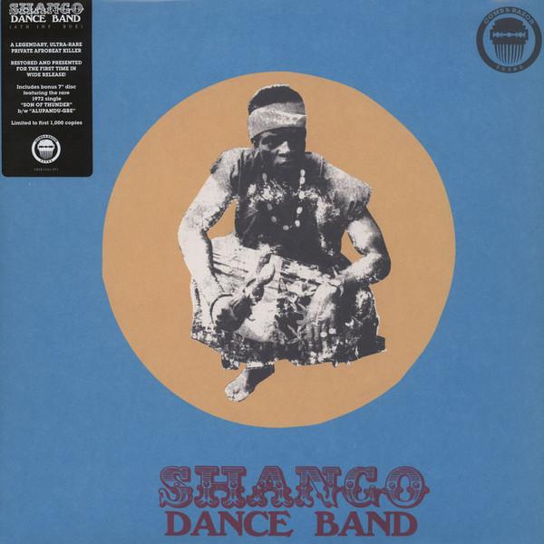 SHANGO DANCE BAND - Same - LP