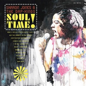 SHARON JONES & THE DAP KINGS - Soul time! - LP