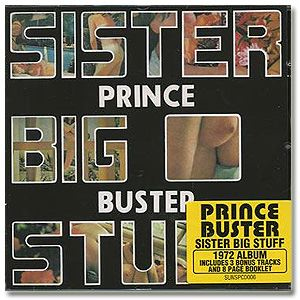 PRINCE BUSTER - Sister big stuff - LP