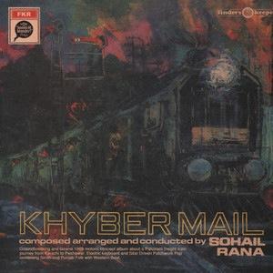 SOHAIL RANA - Khyber mail - 33T