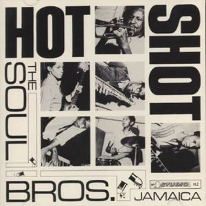 THE SOUL BROTHERS - Hot Shot - LP