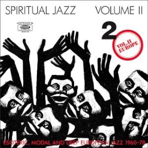VARIOUS - Spiritual Jazz 2 - Europe - LP x 2