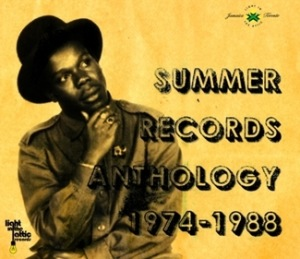 VARIOUS - Summer Records Anthology 1974-1978 - LP x 2