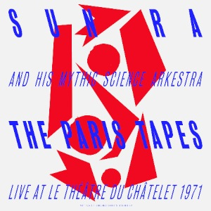 SUN RA - The Paris tapes - LP