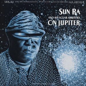 SUN RA - On Jupiter - LP