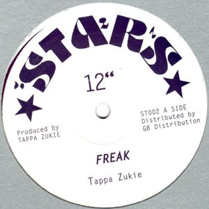 TAPPA ZUKIE - Freak - 12 inch 45 rpm