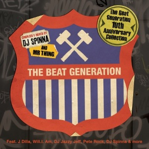 VARIOUS - The beat generation - LP x 2