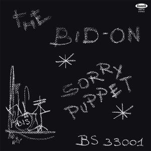 THE BID-ON - Sorry puppet - LP