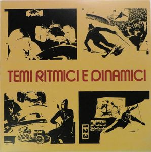 THE BRAEN'S MACHINE - Temi ritmici e dinamici - LP