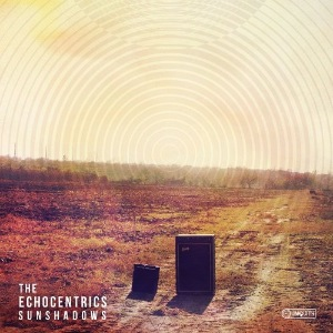 THE ECHOCENTRICS - Sunshadows - LP x 2