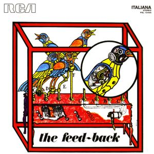 THE GROUP - The feed-back - LP