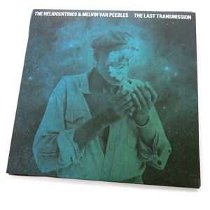 THE HELIOCENTRICS & MELVIN VAN PEEBLES - The last transmission - 33T x 2