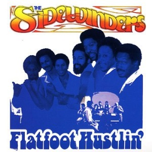 THE SIDEWINDERS - Flatfoot hustlin - LP