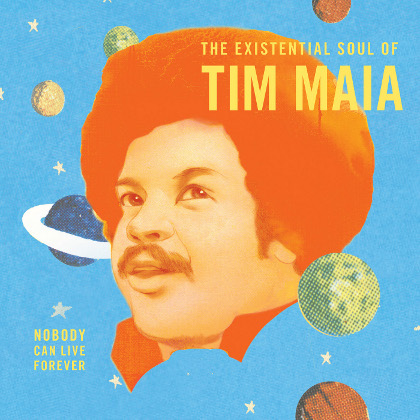 TIM MAIA - The existential soul of tim maia - LP x 2