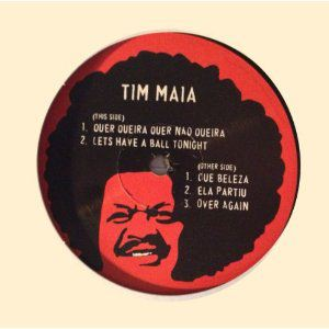 TIM MAIA - Tim Maia 12'' - 12 inch 45 rpm