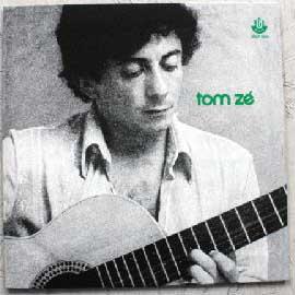 TOM ZE - Same - LP