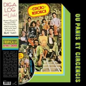 TROPICALIA - Ou panis et circe - LP