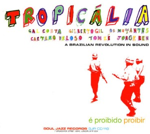 VARIOUS - Tropicalia - LP x 2