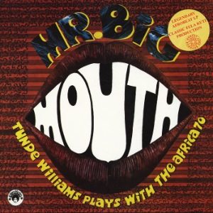 TUNDE WILLIAMS - Mr. Big Mouth - 33T