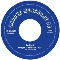 TWILIGHT - Straight to my heart - 7inch (SP)
