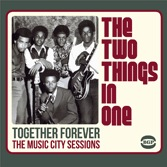 THE TWO THINGS IN ONE - Together forever - LP
