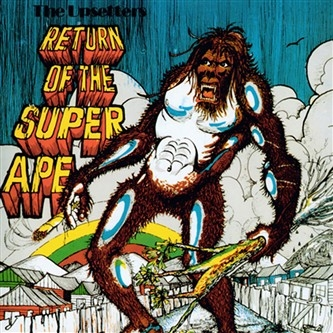 THE UPSETTERS - Return of the super Ape - LP