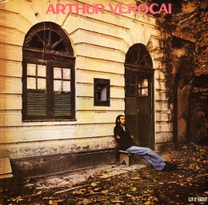 ARTHUR VEROCAI - Same - LP