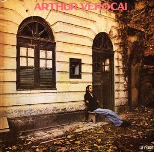 ARTHUR VEROCAI - Same - LP