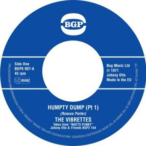 THE VIBRETTES - Humpty dump 1&2 - 7inch (SP)
