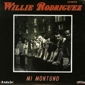 WILLIE RODRIGUEZ - Mi Montuno - LP