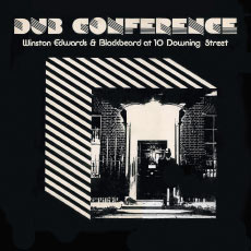 WINSTION EDWARDS - Dub Conference (Winston Edwards & Blackbeard at 10 downing street) - LP